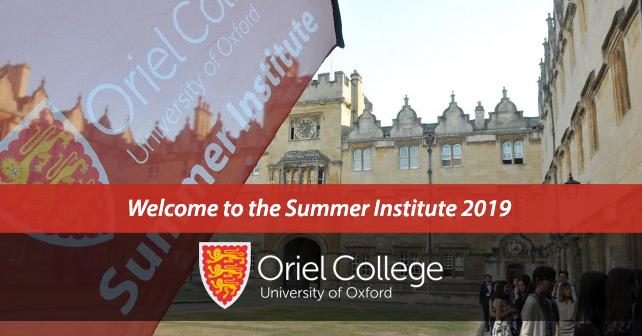 Oxford Summer Institute | University Summer School in Oxford, UK
